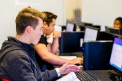 Computer lab Students 1